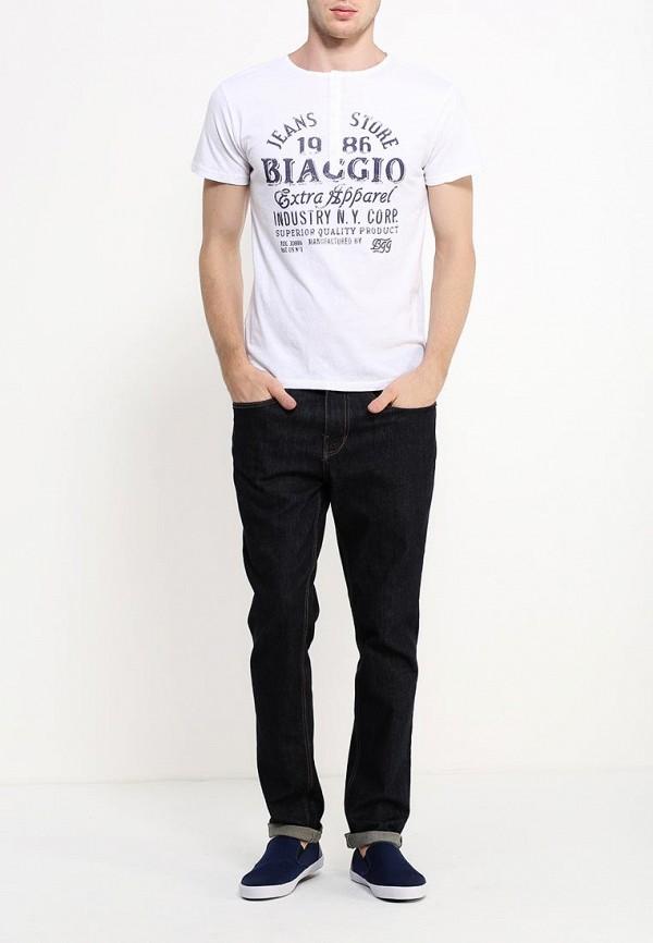 Футболка с надписями Biaggio SU34BGG00001: изображение 3