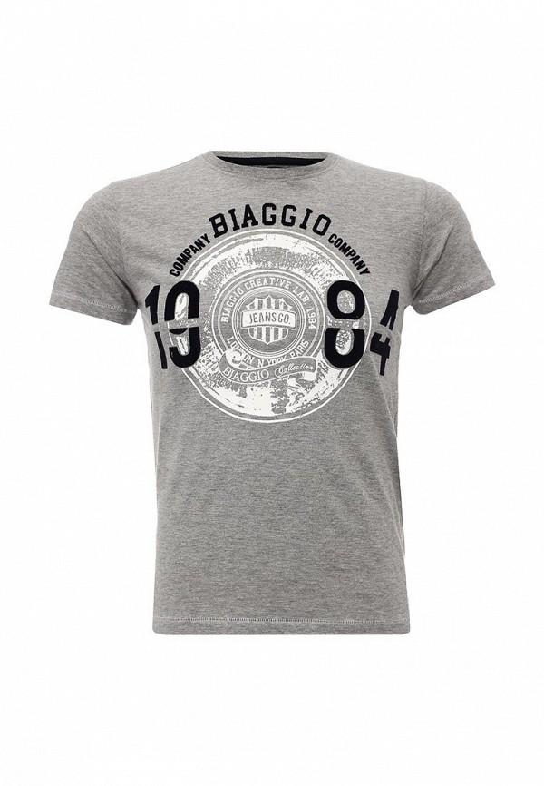 Футболка с надписями Biaggio SU34BGG00003