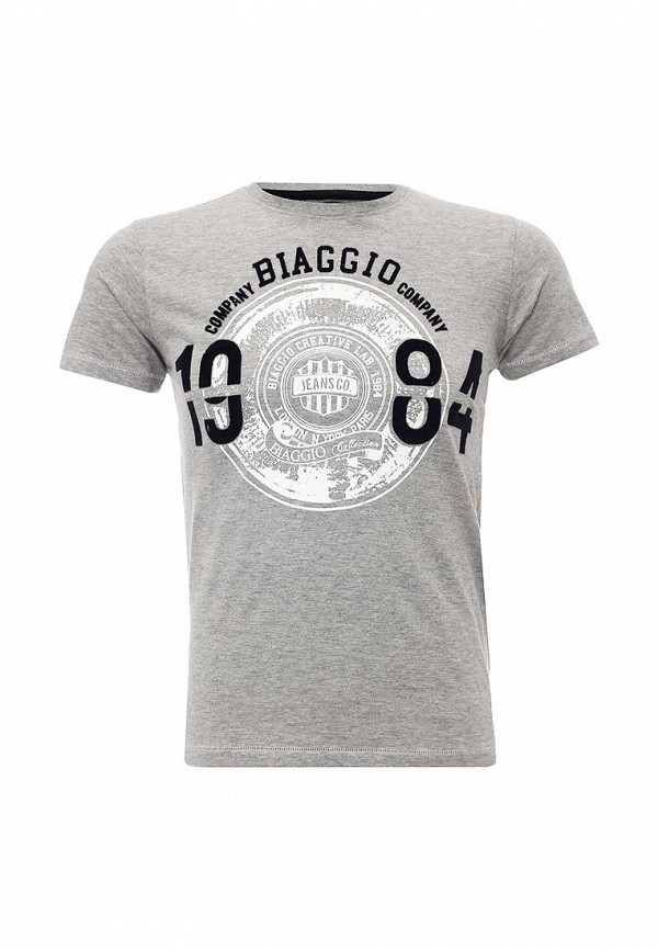 Футболка с надписями Biaggio SU34BGG00003: изображение 2