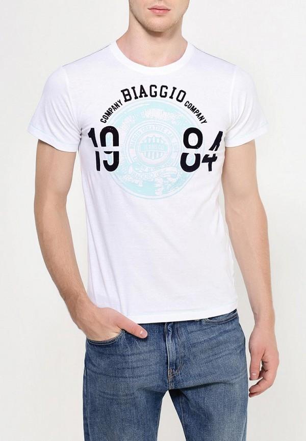Футболка с надписями Biaggio SU34BGG00003: изображение 4
