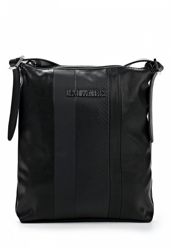Кожаная сумка Bikkembergs DBAWE003.1101: изображение 1