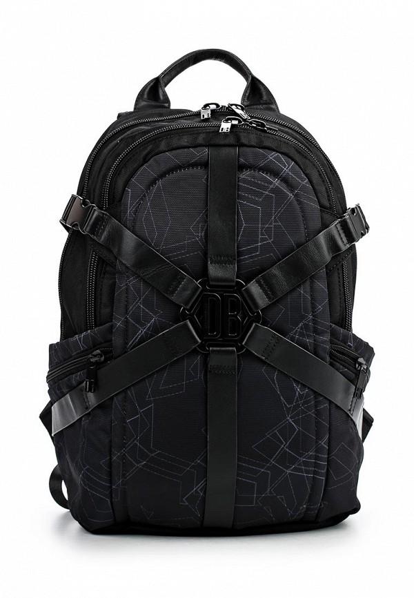 Городской рюкзак Bikkembergs d4302: изображение 1