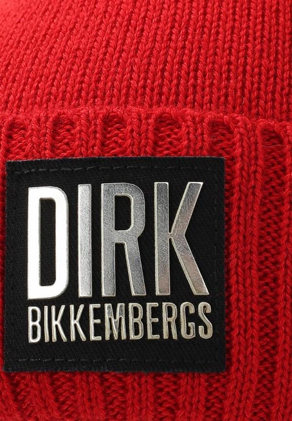 Шапка Bikkembergs D2BXA371054W365: изображение 3