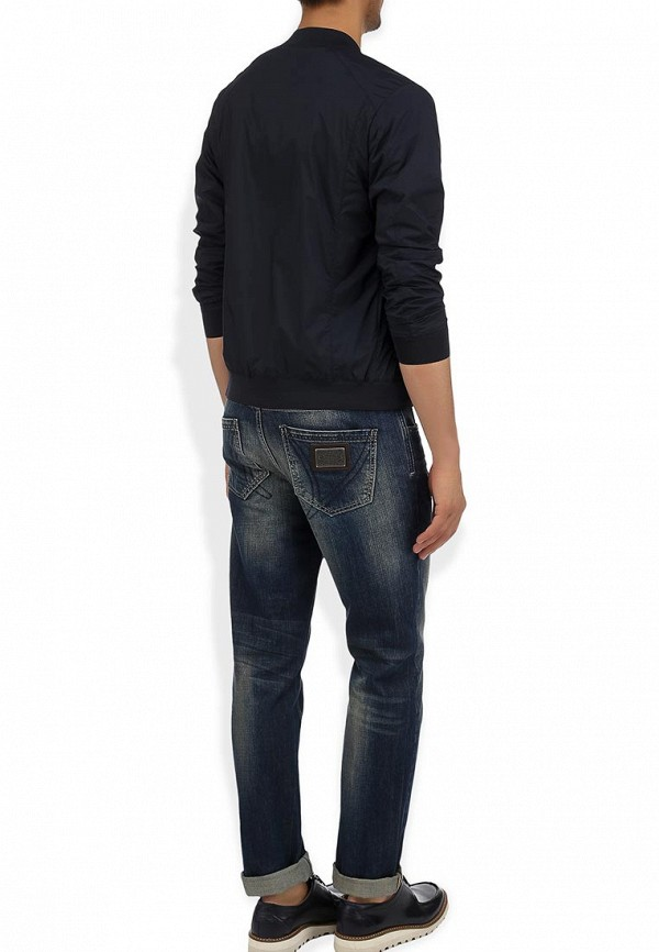 Джинсовая куртка Bikkembergs D1DB2125426A665: изображение 8