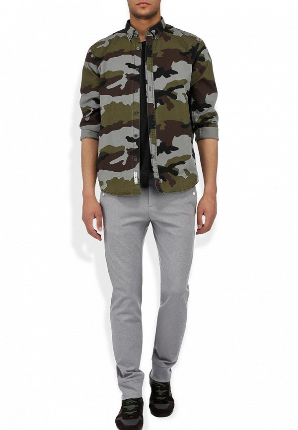 Мужские спортивные брюки Bikkembergs D1DB1350835A496: изображение 5