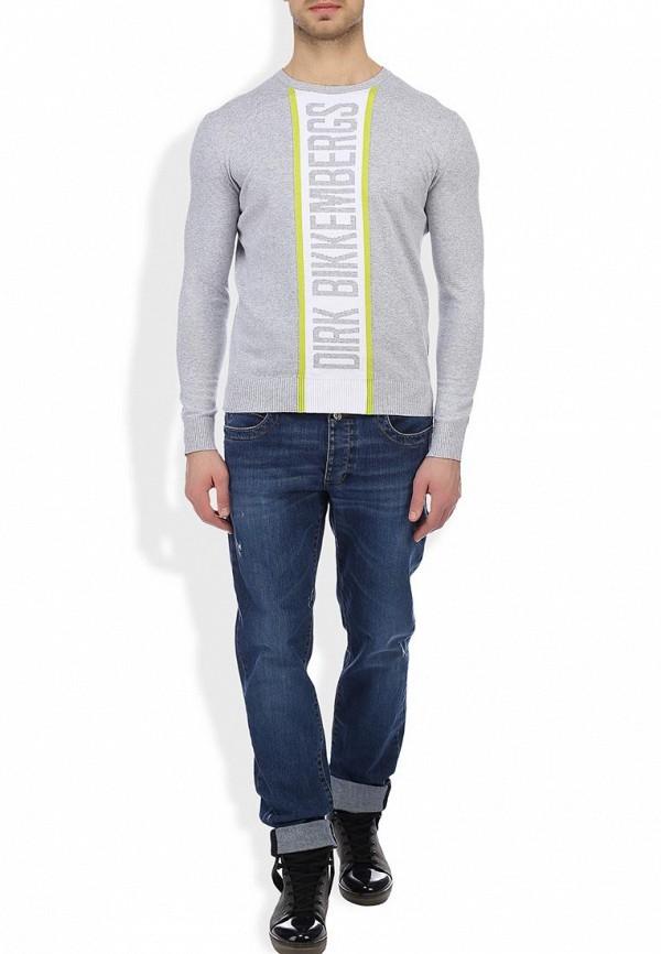 Зауженные джинсы Bikkembergs D1DB151CS05W555: изображение 7