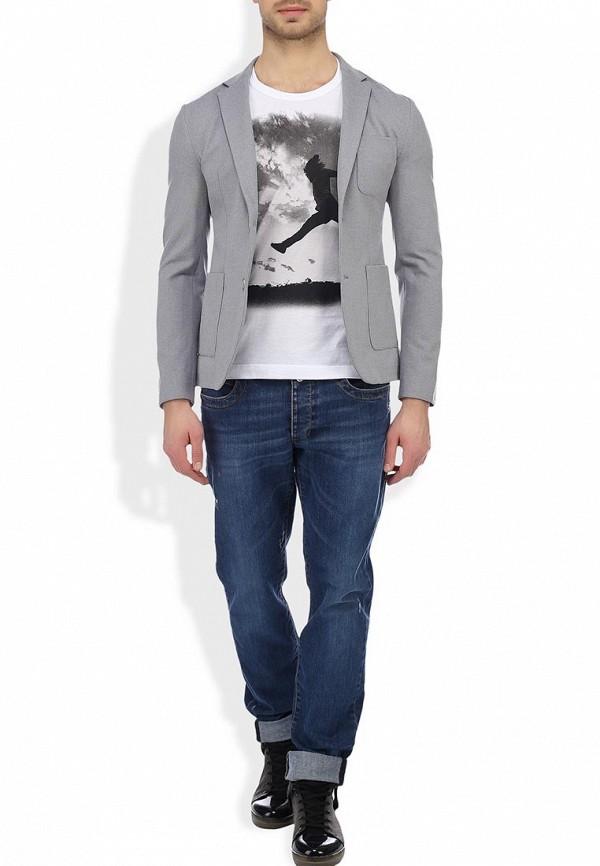 Зауженные джинсы Bikkembergs D1DB151CS05W555: изображение 11