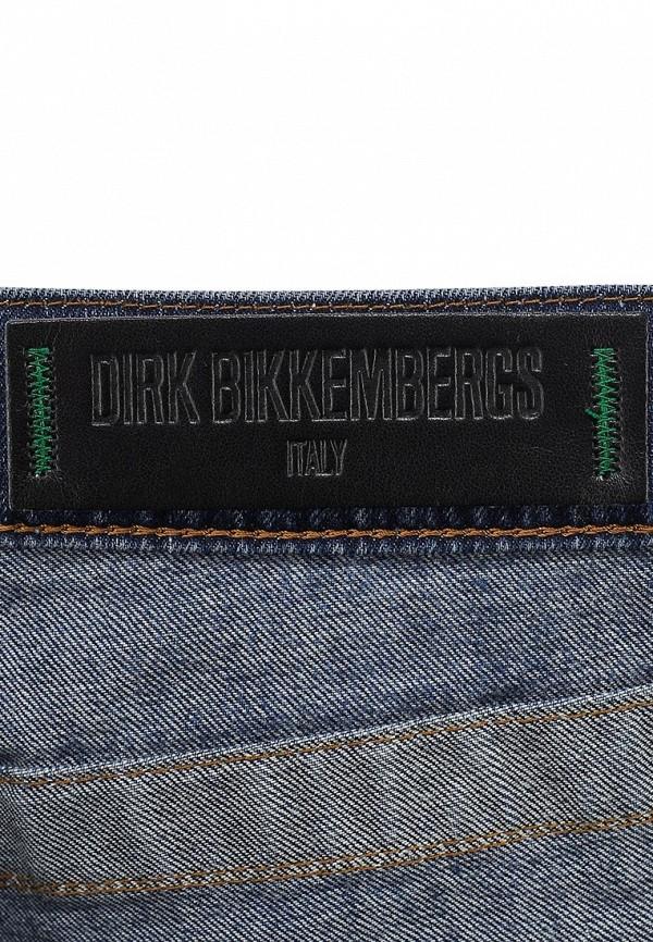 Зауженные джинсы Bikkembergs D1DB151CS05W555: изображение 13