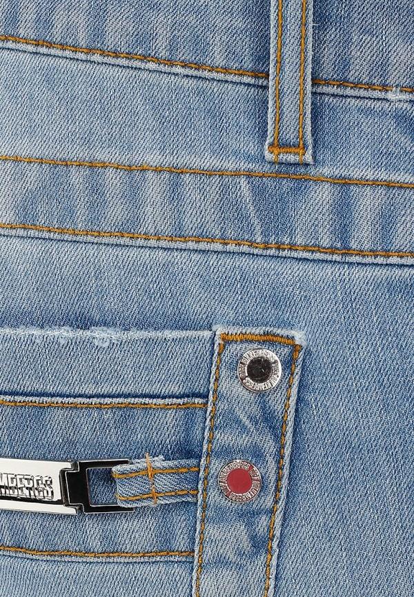 Мужские прямые джинсы Bikkembergs D1DB151CS03W777: изображение 4