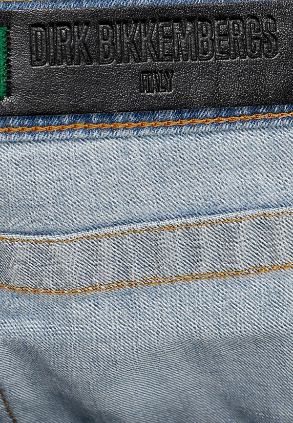 Мужские прямые джинсы Bikkembergs D1DB151CS03W777: изображение 12
