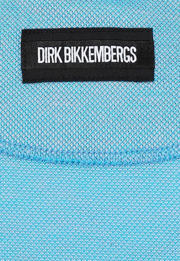 Мужские поло Bikkembergs D1DB7680765W392: изображение 4
