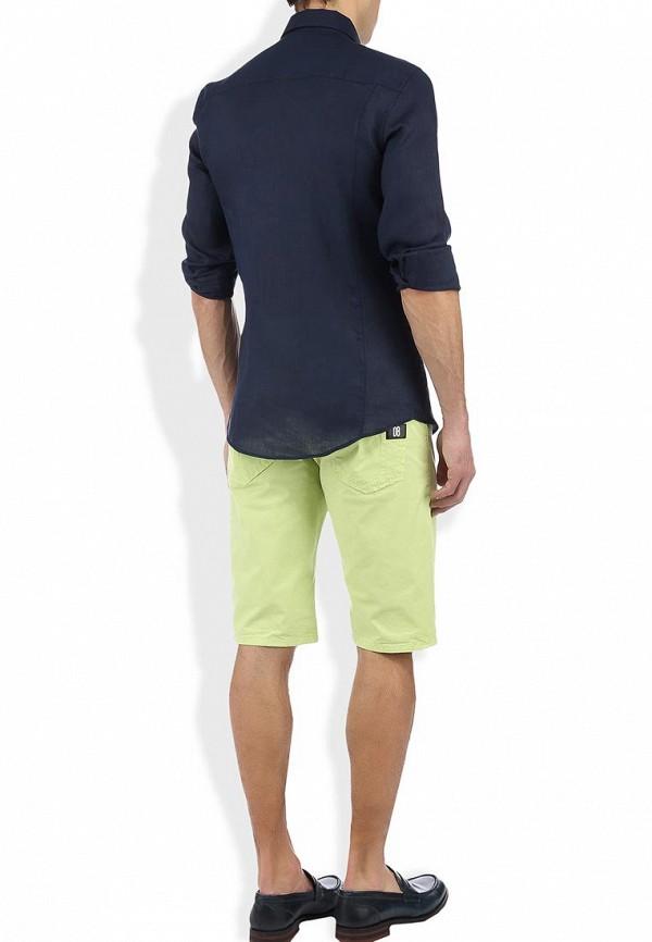 Рубашка с длинным рукавом Bikkembergs D1DB6352103A665: изображение 8