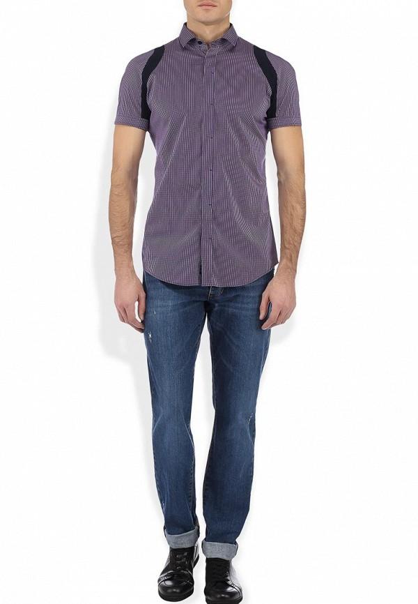 Рубашка с коротким рукавом Bikkembergs D1DB6130801W659: изображение 10