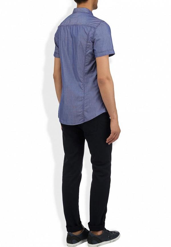 Рубашка с коротким рукавом Bikkembergs D1DB6190805W665: изображение 7