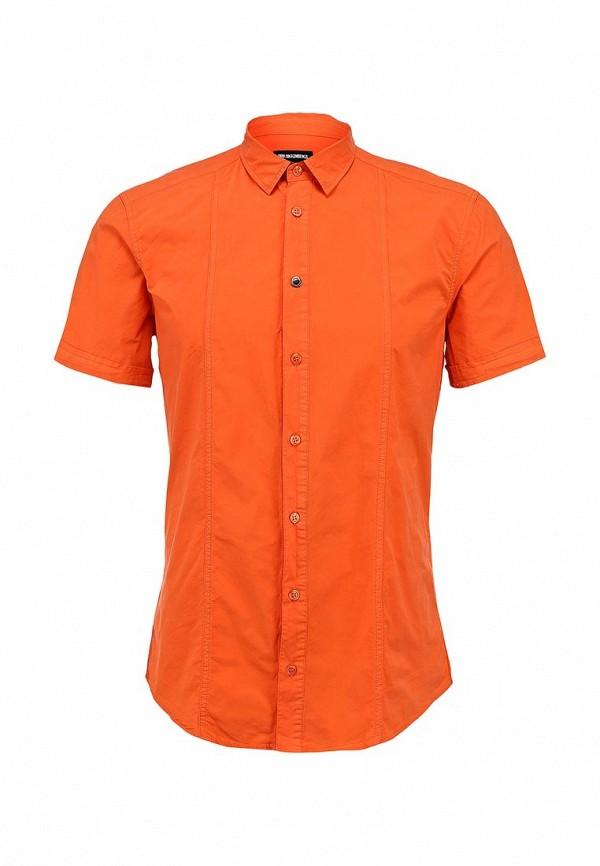 Рубашка с коротким рукавом Bikkembergs D1DB6190570W351: изображение 1