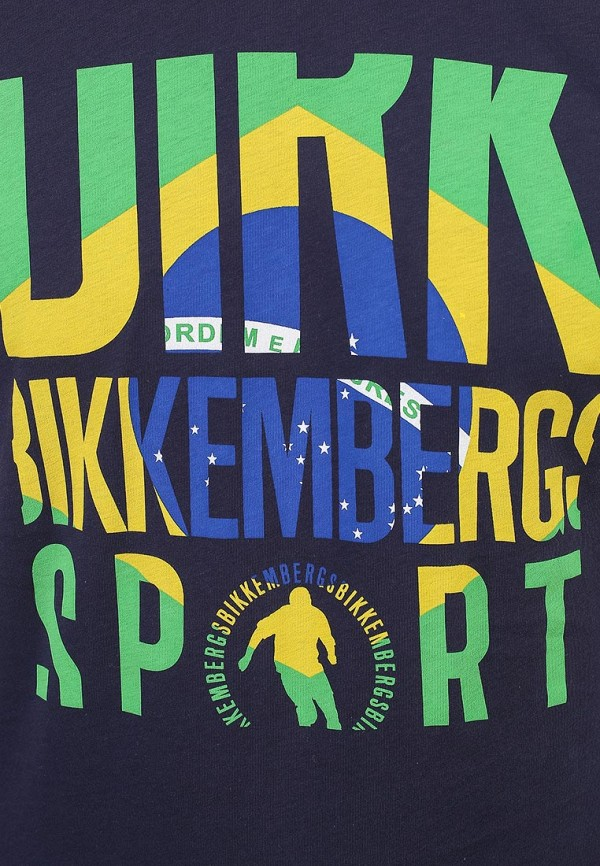 Футболка Bikkembergs D1DB7320877W665: изображение 12