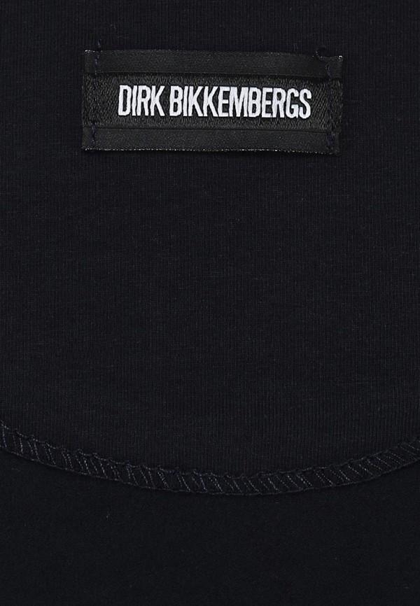 Футболка с надписями Bikkembergs D2DB7580011S665: изображение 3