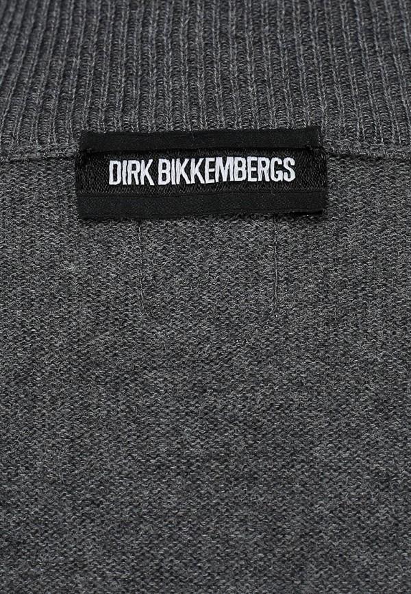 Кардиган Bikkembergs D2DB8531019A542: изображение 3