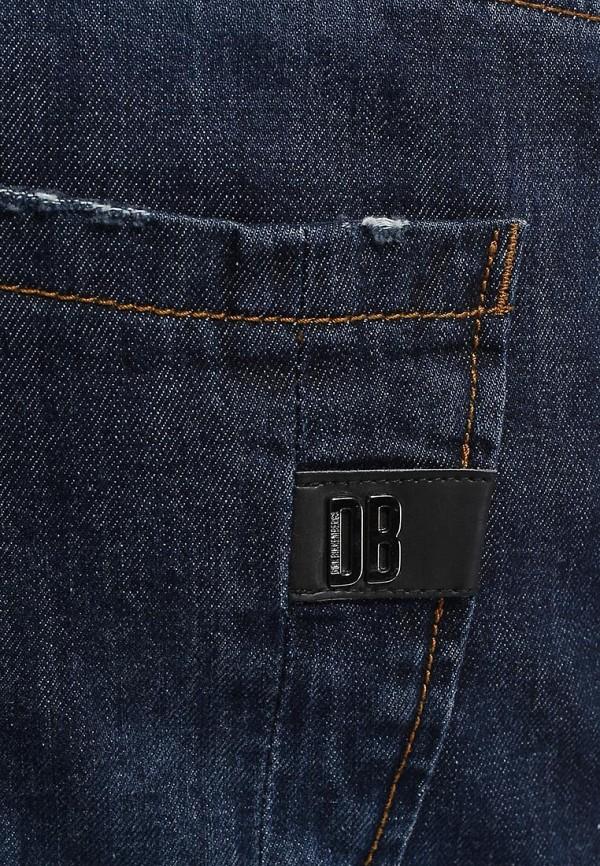 Мужские прямые джинсы Bikkembergs D2DB162CF35W555: изображение 3