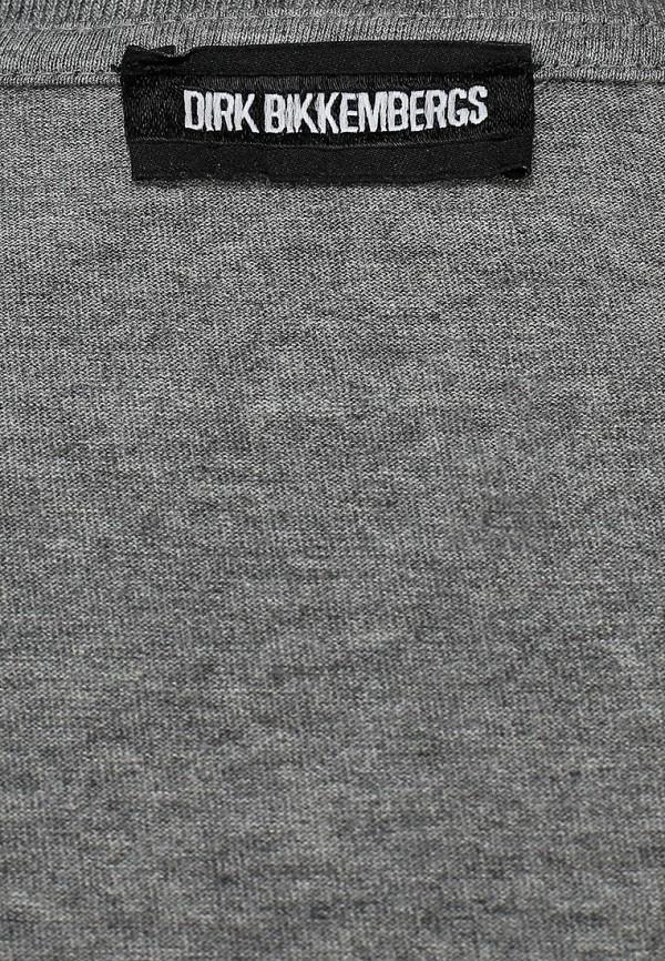 Футболка с надписями Bikkembergs D2DB7000127W542: изображение 3
