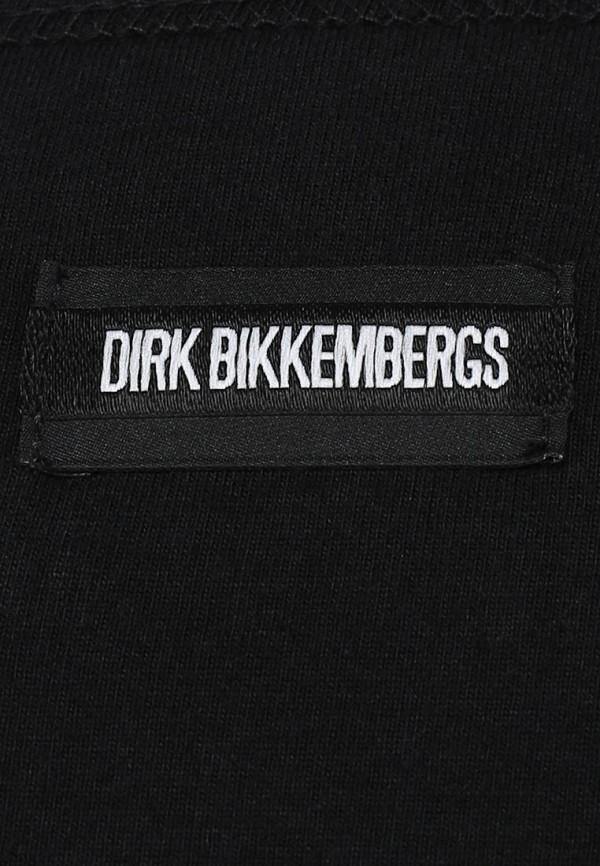 Футболка с надписями Bikkembergs D2DB7460186A999: изображение 3