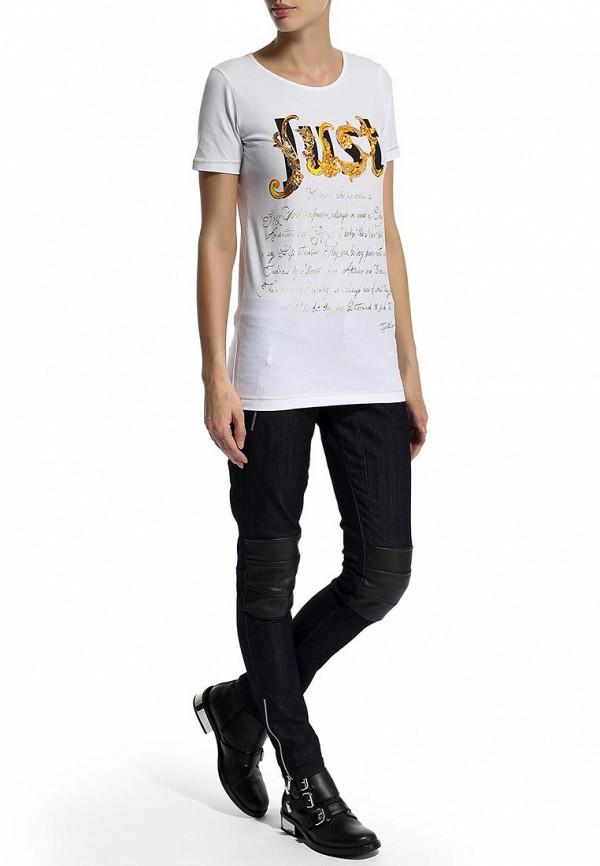 Зауженные джинсы Bikkembergs D2DW155LS38P333: изображение 3