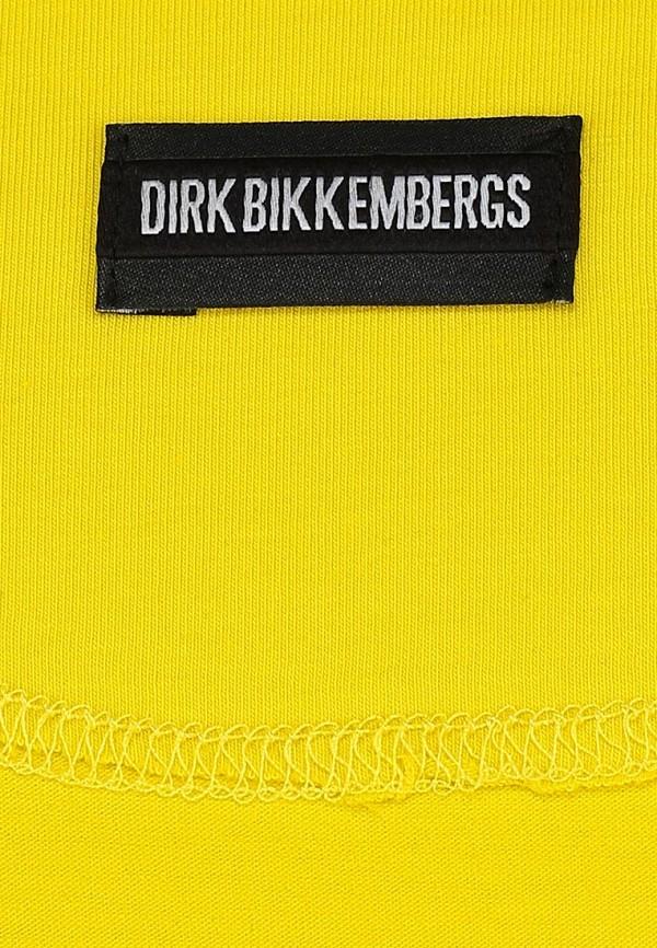Футболка с коротким рукавом Bikkembergs D2DB7380139S106: изображение 3