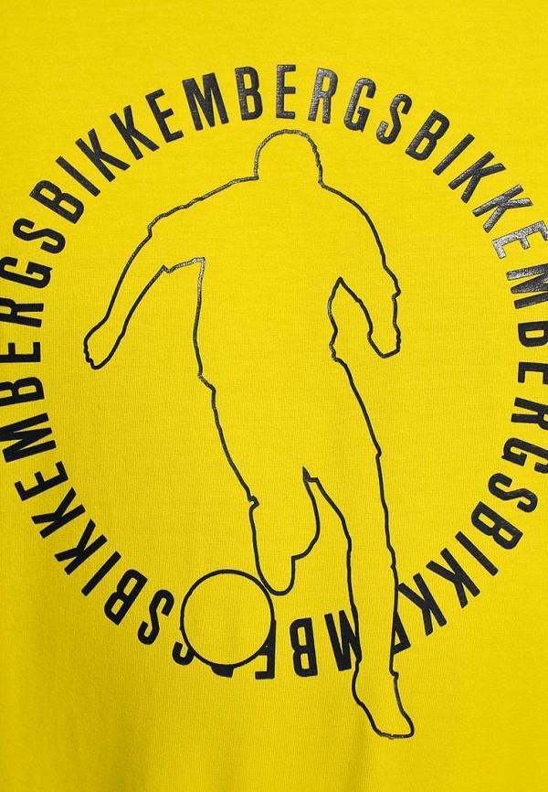 Футболка с коротким рукавом Bikkembergs D2DB7380139S106: изображение 11
