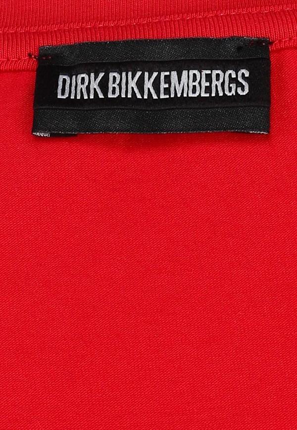 Футболка с коротким рукавом Bikkembergs D2DB7340139W365: изображение 4