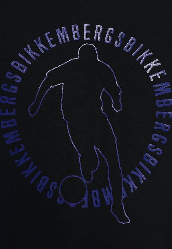 Футболка с длинным рукавом Bikkembergs D2DB7370139S665: изображение 11