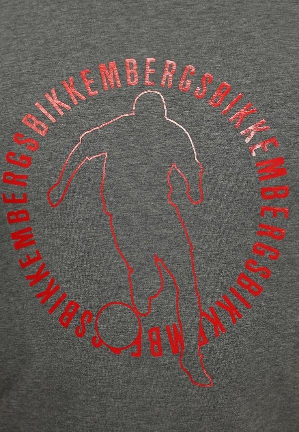 Футболка с коротким рукавом Bikkembergs D2DB7380139S542: изображение 11