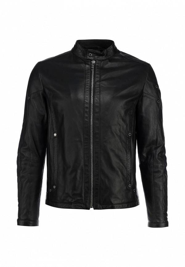 Кожаная куртка Bikkembergs D2DB9029004W999: изображение 1