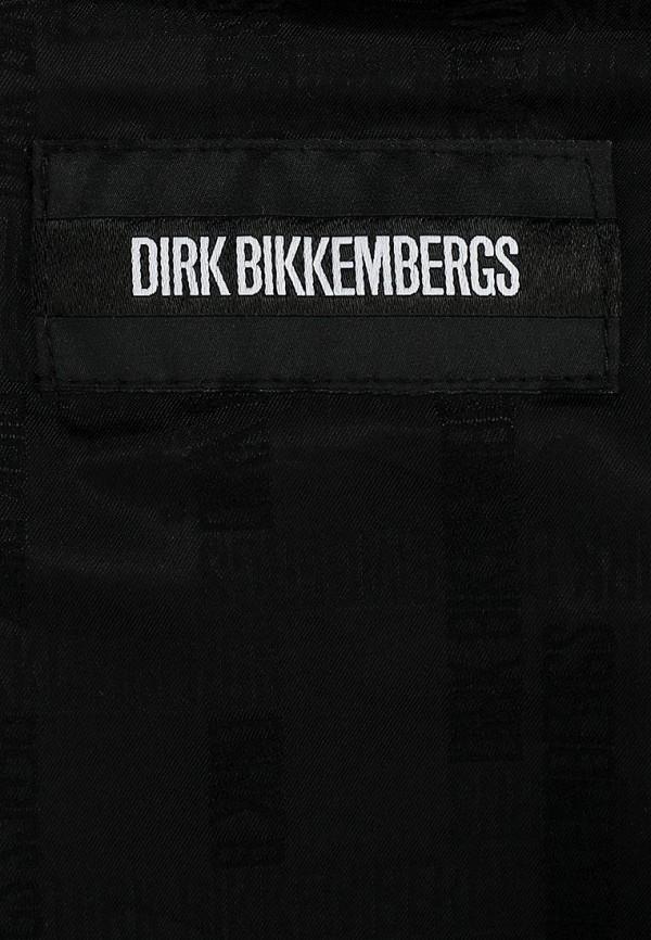 Кожаная куртка Bikkembergs D2DB9029004W999: изображение 3