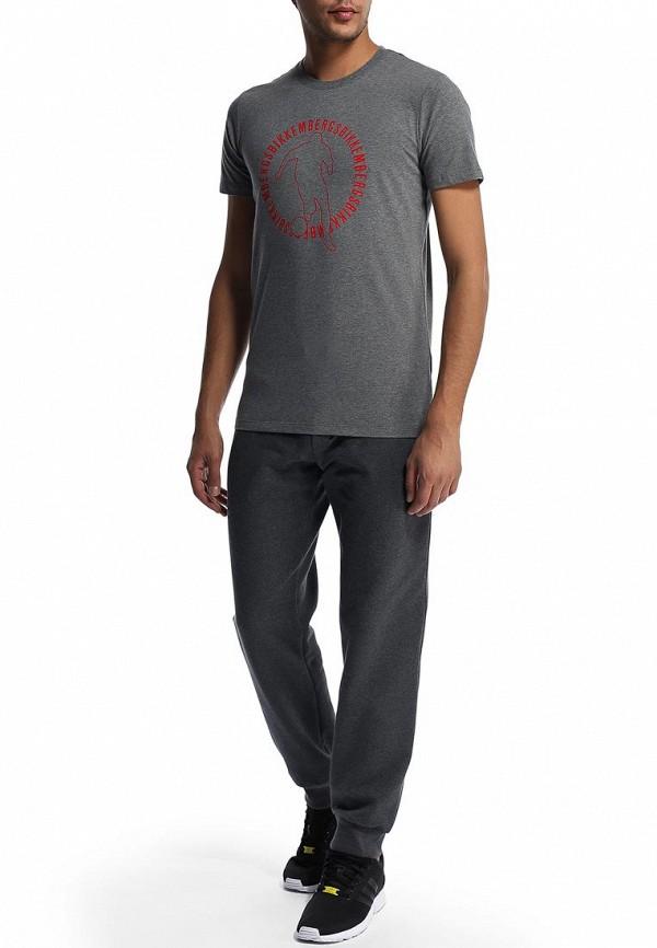 Мужские спортивные брюки Bikkembergs D2DB4680125S701: изображение 3