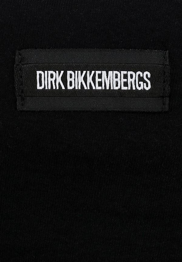 Флисовая толстовка Bikkembergs D2DB4250125W999: изображение 3