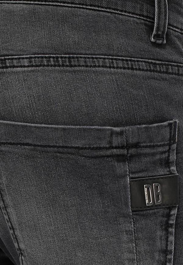 Мужские прямые джинсы Bikkembergs D2DB163GS23W701: изображение 2
