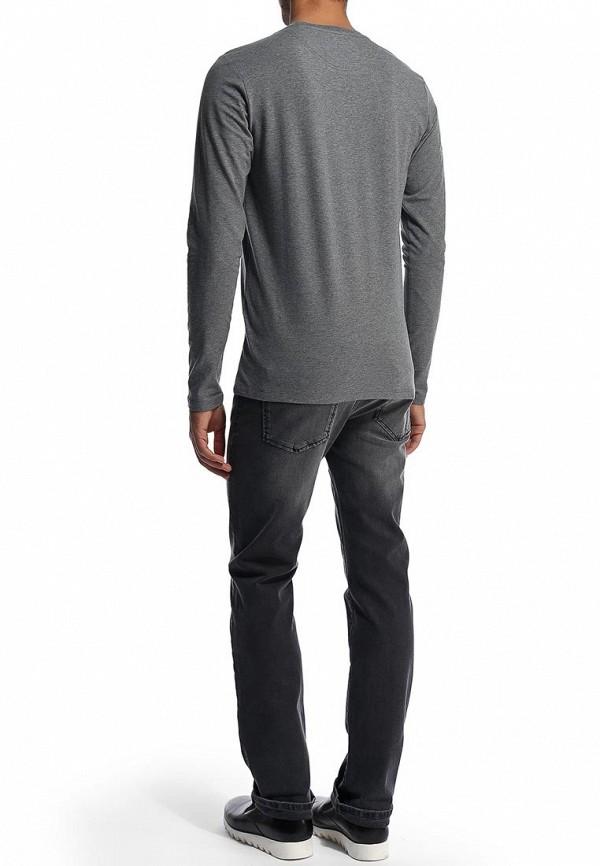 Мужские прямые джинсы Bikkembergs D2DB163GS23W701: изображение 4