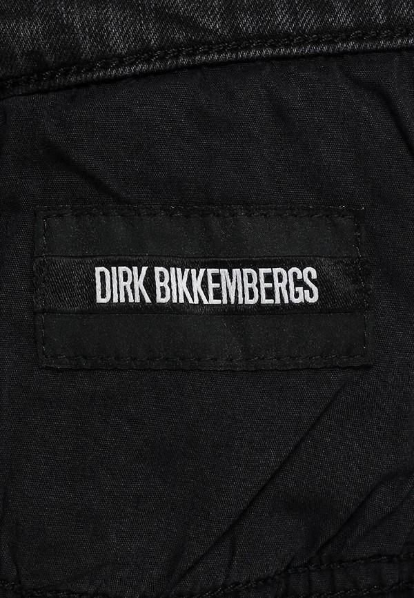 Мужские прямые джинсы Bikkembergs D2DB163GS23W701: изображение 7