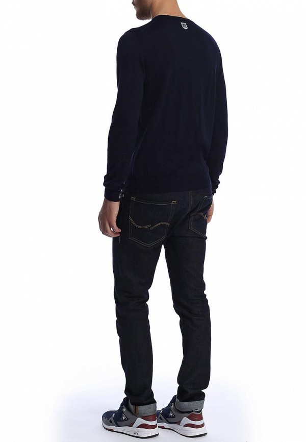Пуловер Bikkembergs D2DB8181019A665: изображение 4