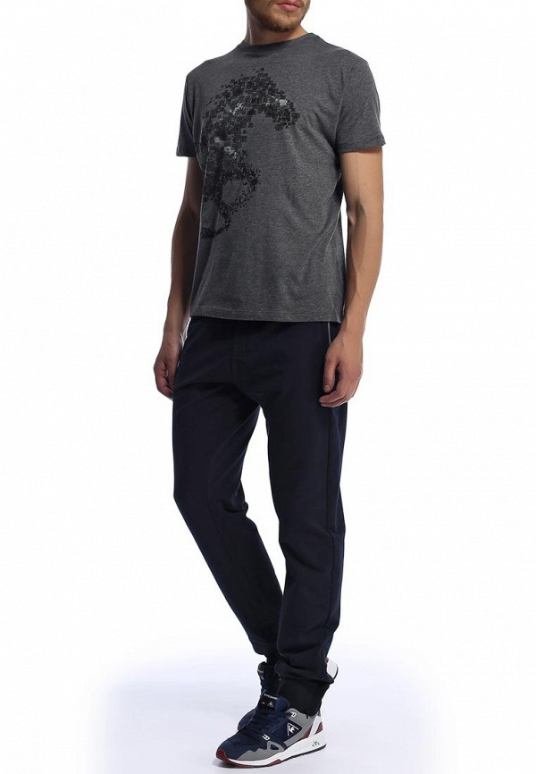 Мужские спортивные брюки Bikkembergs D2DB4800027S665: изображение 3