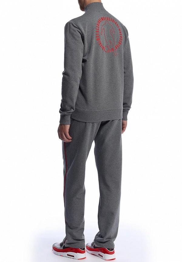 Мужские спортивные брюки Bikkembergs D2DB4820027S542: изображение 4