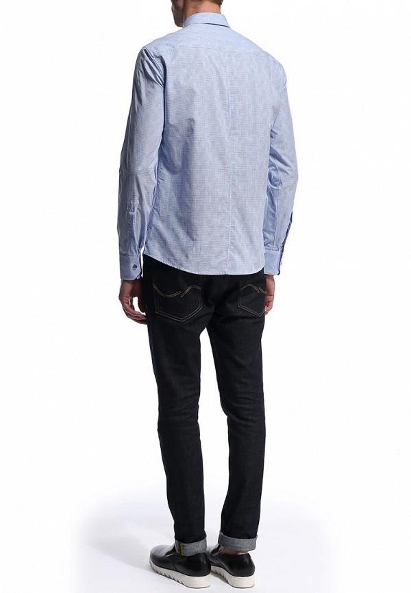 Рубашка с длинным рукавом Bikkembergs D2DB6090050A276: изображение 4