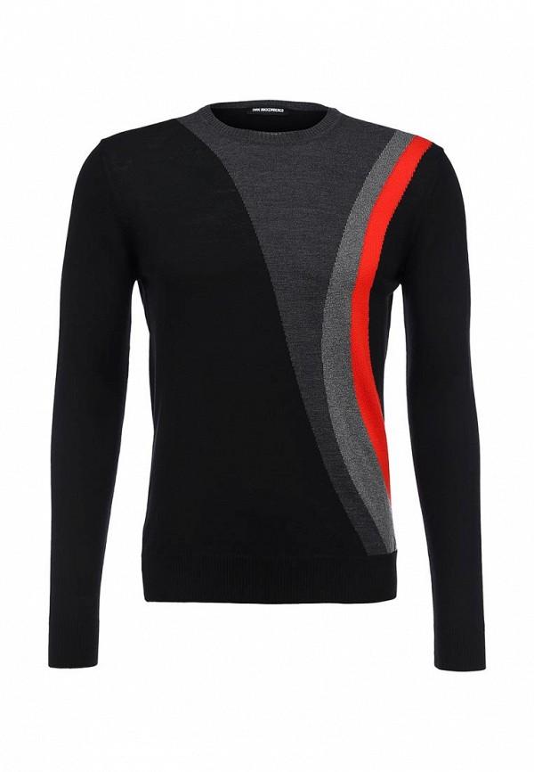 Пуловер Bikkembergs D2DB8171019S999: изображение 1
