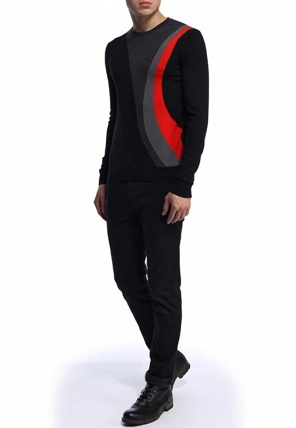 Пуловер Bikkembergs D2DB8171019S999: изображение 3