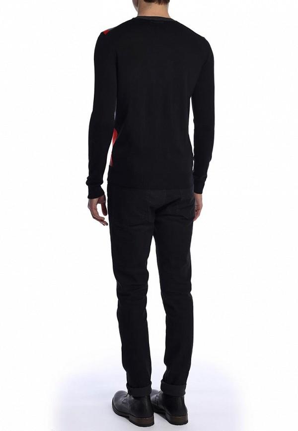 Пуловер Bikkembergs D2DB8171019S999: изображение 4