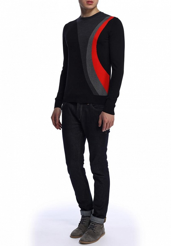 Пуловер Bikkembergs D2DB8171019S999: изображение 5