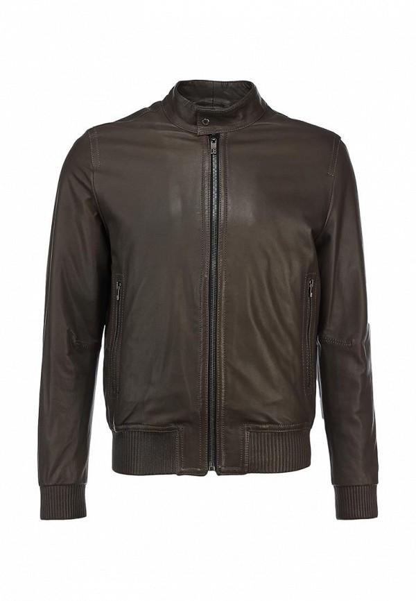 Кожаная куртка Bikkembergs D2DB9019002W701: изображение 1