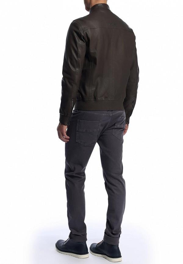 Кожаная куртка Bikkembergs D2DB9019002W701: изображение 4