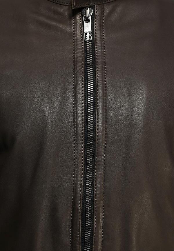 Кожаная куртка Bikkembergs D2DB9019002W701: изображение 6