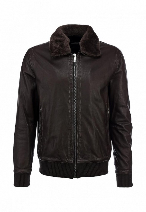 Кожаная куртка Bikkembergs D2DB9329010W682: изображение 1